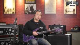 铁人音乐频道乐器测评-ESP Original M7/ Horizon