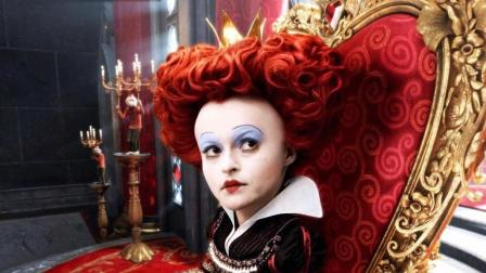 《爱丽丝梦游仙境》没做CGI特效前是什么样