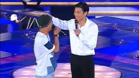张卫健感谢刘德华的提携与帮助, 并与他一起合唱, 苏有朋也来助阵