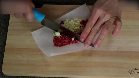 烘焙视频Kitty猫草莓蒸蛋糕, 小盆友们应该喜欢蛋糕制作