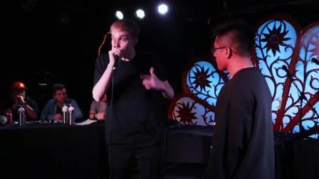 Bloomer vs Rayul | Small Final - American Beatbox Championships 2017
