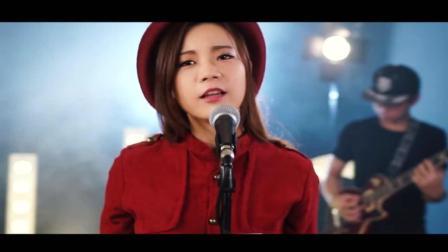 广东美女 翻唱网络神曲《我们不一样》粤语版 非常好听