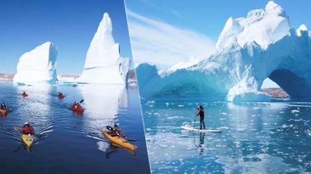 酷玩运动 第一季:冰雪世界里皮划艇徜徉 治愈系单车速降如诗画