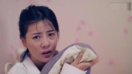 美女被绑在床上, 老公在床上悲痛欲绝