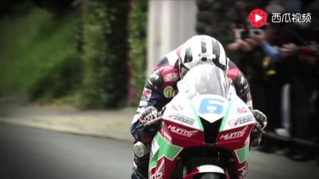 致敬世界上最勇敢的男人们, 慢镜头欣赏最危险的TT摩托车竞标赛