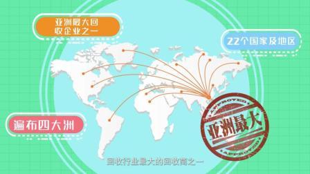 广州博芝瑞金属回收MG动画