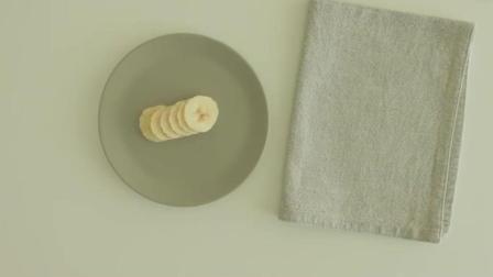 香蕉芝士杯子蛋糕, 你吃过吗?
