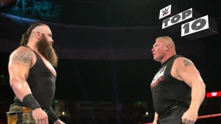 在WWE 这十位选手最抗打 简直是打不死的小强!