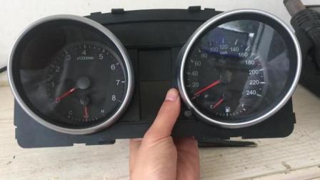 哈弗H6仪表盘结构, 国产车有多少斤两, 一眼就能看出来!