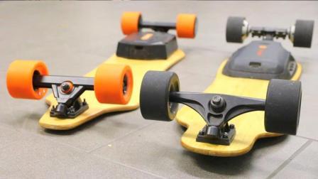 国外发明柯南同款滑板, 时速高达20公里, 上市就卖了1000万!