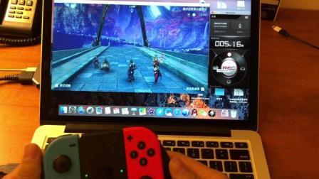 【魔鬼游戏迷】Mac当显示器 玩Switch & PS4 (使用采集卡)