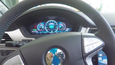 比亚迪的技术奔驰的品质, 豪华纯电动汽车腾势实拍