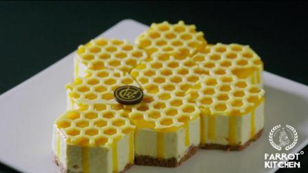 一个人也能过得比蜜甜, 蜂巢慕斯蛋糕