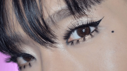 一款适合轰趴的创意眼妆, 男女适用, 绝对吸睛!