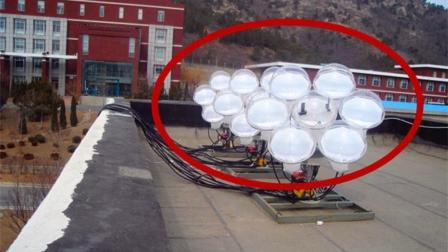 中国又一神奇的发明: 这东西往楼顶一扔 地下室就能见到阳光