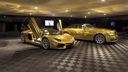 造价28亿元! 堪称世界最贵跑车, 却无人敢开上路