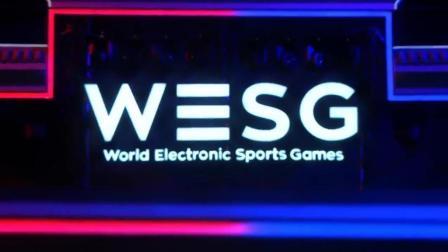 WESG说唱短片