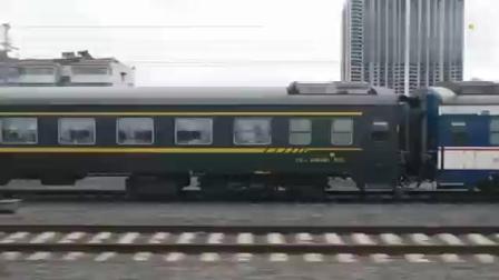 普快火车提前5分钟发车, 复兴号高铁20秒后超车, 复兴号就是牛