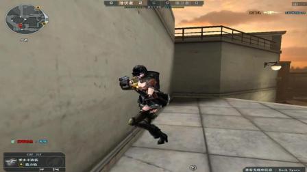 穿越火线 16人都拿上GP武器 再打一次爆破 圆了少年的枪战梦