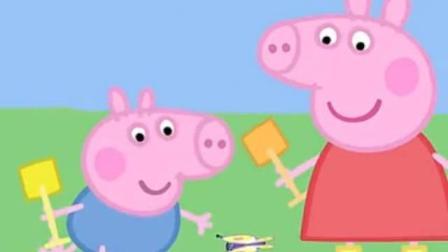 宝宝巴士快乐启蒙65 跳水比赛 小猪佩奇逛超市 小猪佩奇玩具汽车总动员