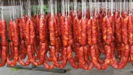 在家就能自己制作四川麻辣香肠, 珍藏多年的秘方这次也全部公开