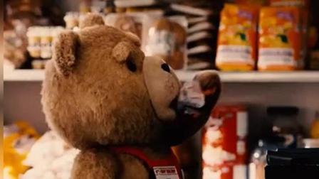 撩妹我只服这只泰迪熊, 居然成功了! 单身狗都进来看看……
