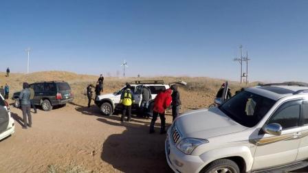 越野英雄-內蒙古全境穿越-1阿拉善左旗(驅車前往騰格里沙漠)