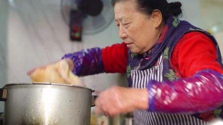 老奶奶掌勺的家常菜,丝毫不输大厨,品一品舌尖上的杭州