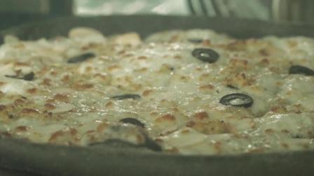 干酪披萨鱿鱼面团