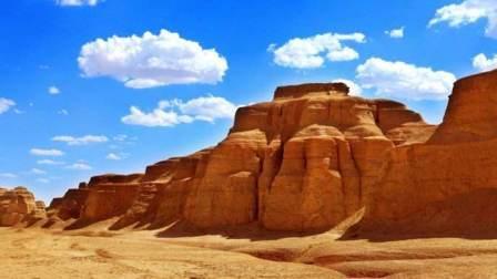 新疆自驾游第十三集 全中国有那么多魔鬼城,这里最值得去