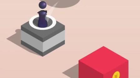 微信跳一跳游戏: 看完这个视频才知道怎么玩出高分!