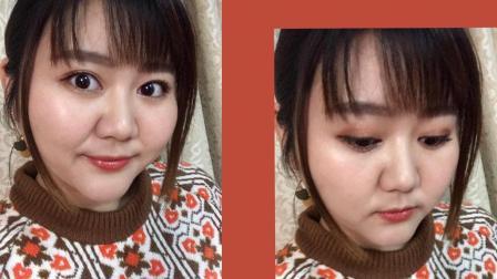冬季日常妆容分享