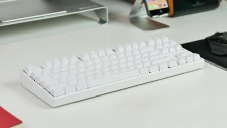 599元的蓝牙机械键盘IKBC-DC87体验丨新科技出品