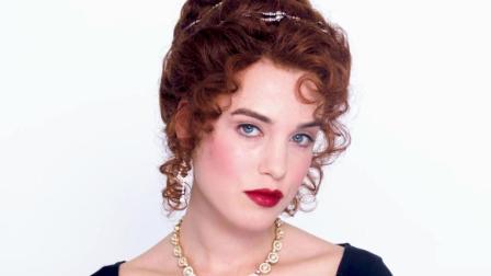 彩妆大师Lisa Eldridge邀请泰坦尼克原班化妆师TINA EARNSHAW复原Rose妆!