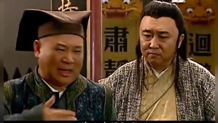 郭德纲、于谦、李菁合拍电视剧, 这一段比说相声还精彩!