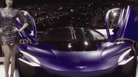 国产跑车泰克鲁斯腾风, 2.5秒跑百极速320, 完全不输法拉利兰博基尼