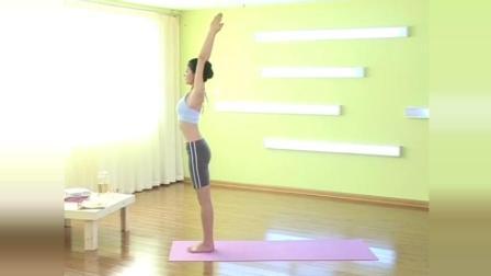 15分钟入门瑜伽