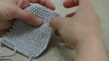 56集 小柠檬手工编织 从上往下织套从毛衣(非侧开扣)(1)