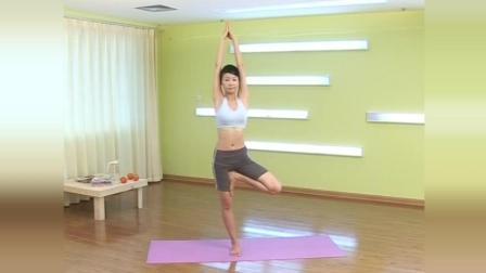 15分钟强效瘦身瑜伽