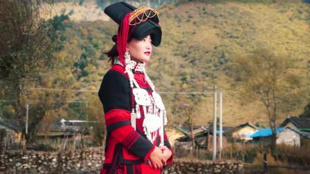 彝族结婚彝族女儿出嫁父母是如此不舍送别的看了让人心酸