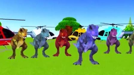 恐龙动画片 恐龙世界 恐龙总动员之恐龙乐园玩具动画视频21