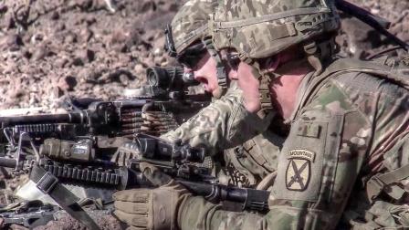 美国陆军-非洲之角CJTF-HOA东非快速反应EARF联合军事训练