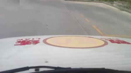 倒车入库教学视频2015侧方停车出库怎么打方向盘科目二包过怎样操作