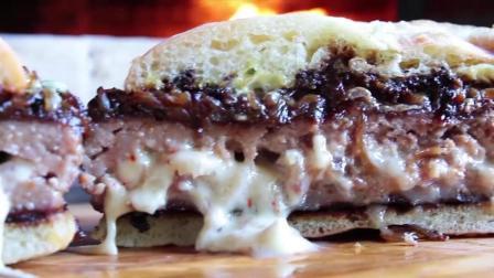 只知道吃国外的汉堡包, 三分钟教会你怎么做!