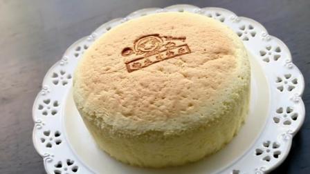 零失败海绵蛋糕配方, 简单易做, 香甜软糯!