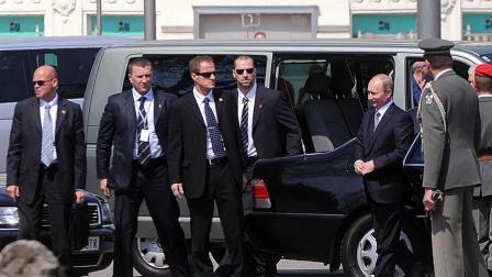 普京身旁的男人: 俄罗斯总统保镖究竟有多厉害?