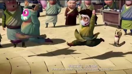 《神笔马良》: 迪士尼躯壳下中国动画的缩写!
