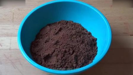 烘焙视频免烤巧克力芝士蛋糕, 喜欢可以试试哦! 巧克力慕斯蛋糕制作方法