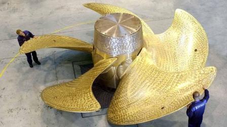中国制造12.5米航母螺旋桨, 为何美日称: 中国应适当放慢速度?