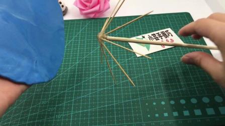 手工DIY超轻黏土制作的遮阳伞 你需要一把吗?